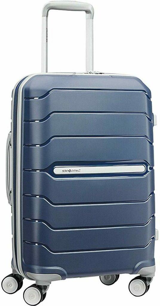Samsonite Suitcase 2021 Hardside - #luggage #Carry_on underseaters
