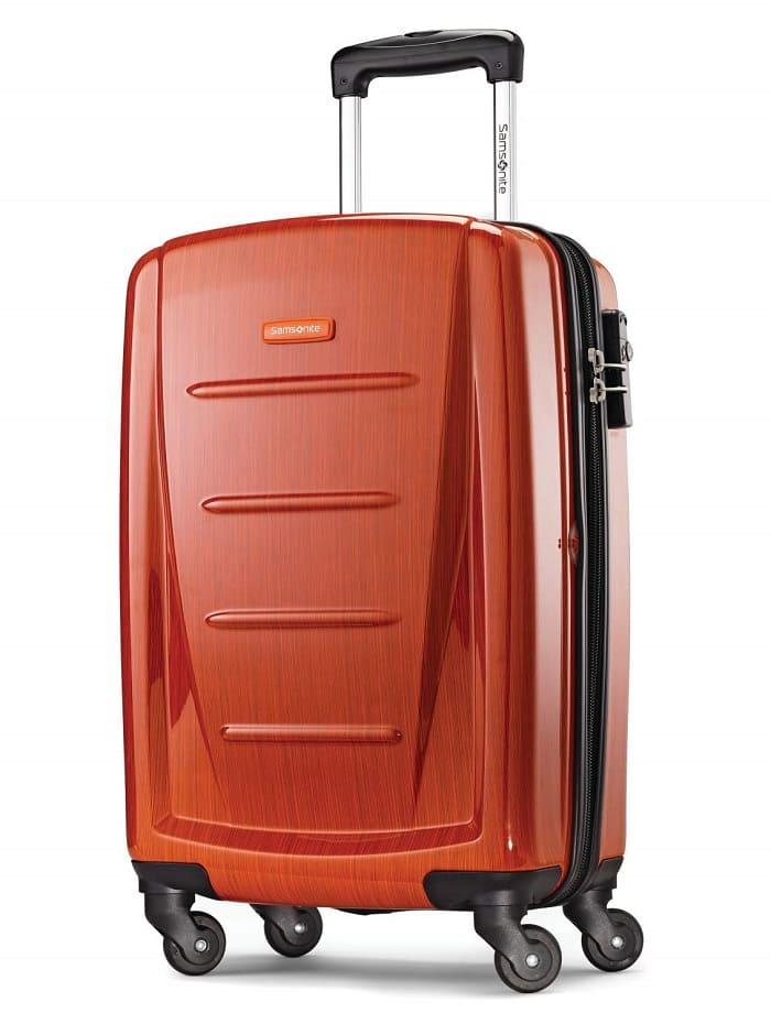 Samsonite Carry-on 2021 -Samsonite 24 Inch Winfield 2 Fashion Spinner -Samsonite Hardside