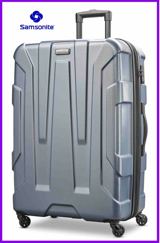 Samsonite Centric Expandable Hardside Luggage 2021 with Spinner Wheels