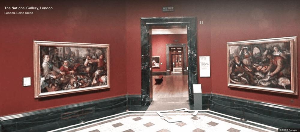 Nude Paintings on National Gallery London- Virtual Tour - Google Art