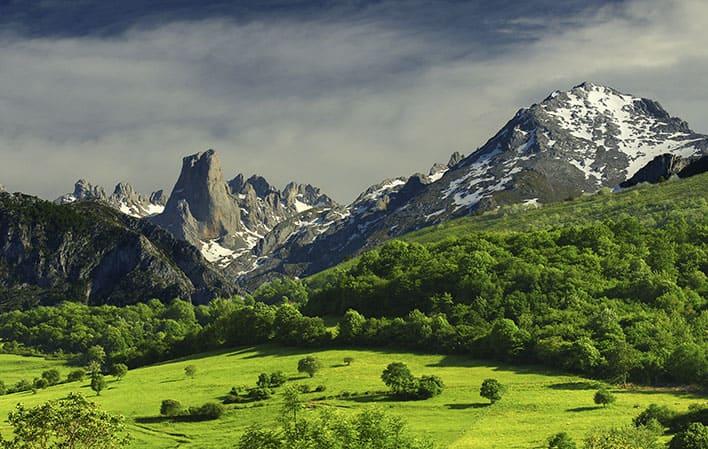 History of Tourism: National Parks -Picos de Europa National Park