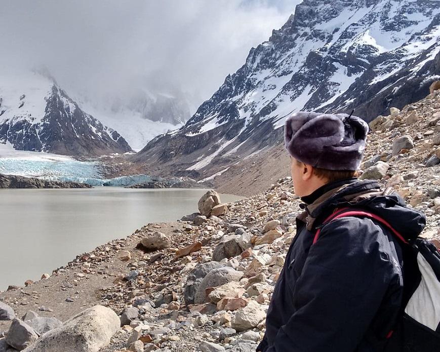 History of Tourism: National Park -Glaciers National Park Argentina