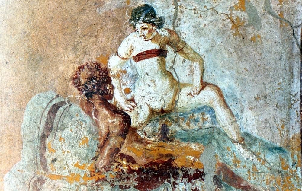 Pompeii Erotic Frescoes