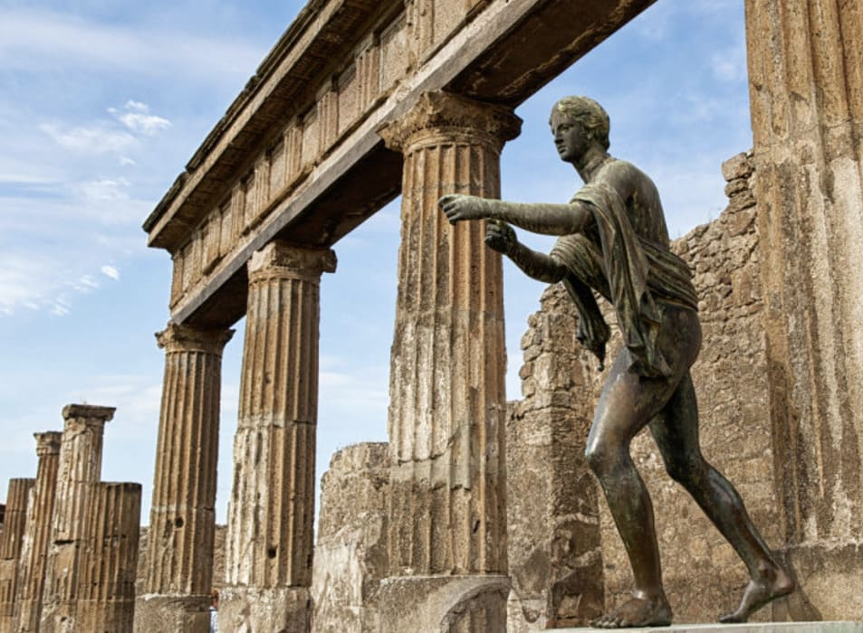 History of Tourism: Pompeii Erotic -How was Tourism in Ancient Pompeii?