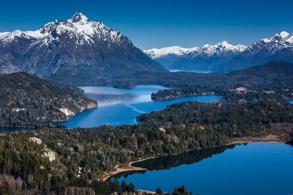History of Tourism: National Park -Nahuel Huapi National Park