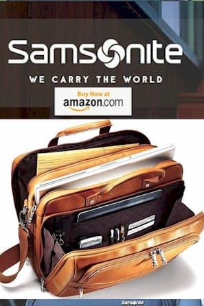 Samsonite Luggage - History, Vacations & Travel Nature