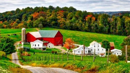Amish County Byway