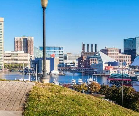 Baltimore's Historic Charles Street