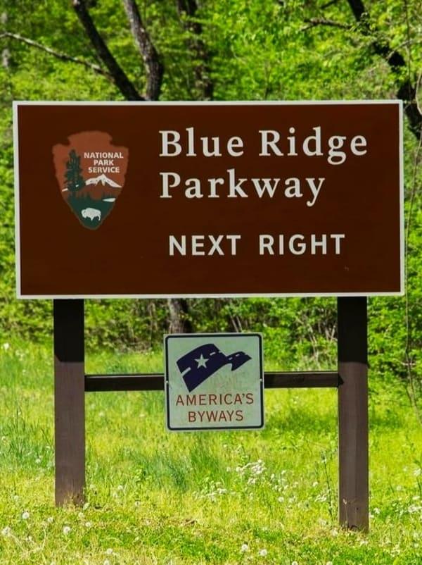 Blue Ridge Parkway 2021