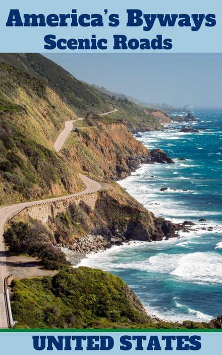 US Scenic Roads