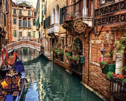 Venice Puzzle Jigsaw
