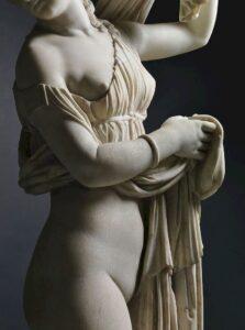 Venus Callipyge - Naples Museum - The Grand Tour.