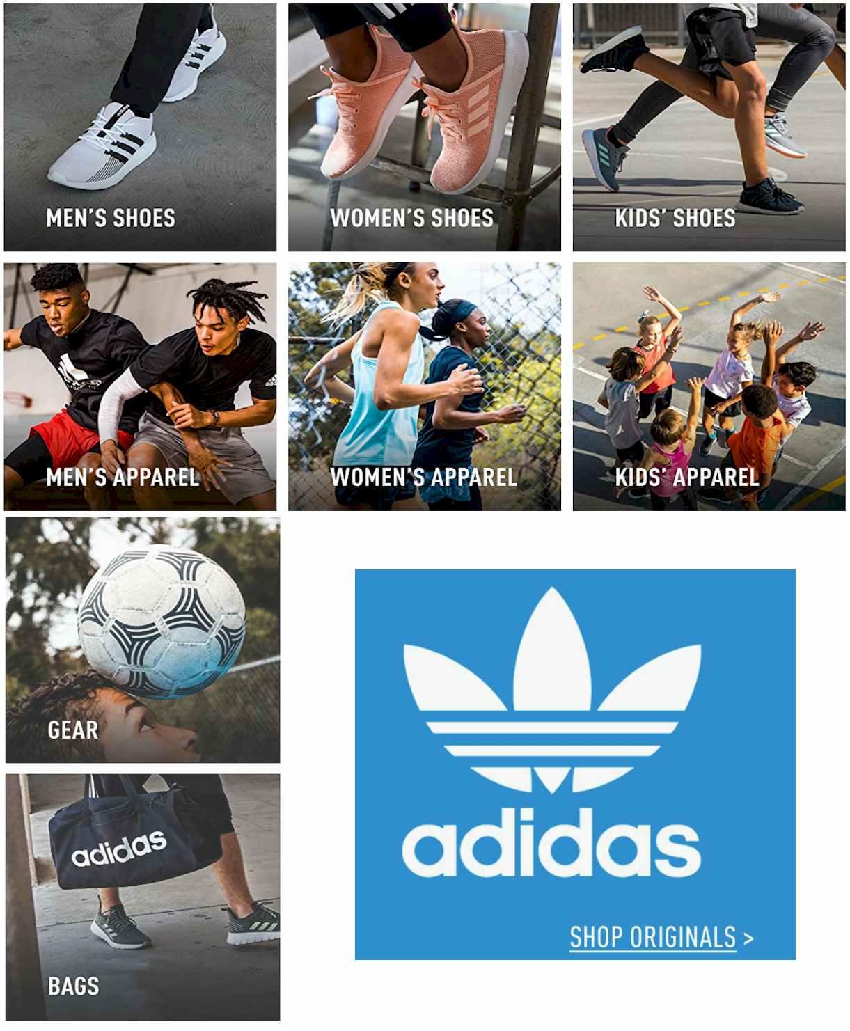Adidas Store on Amazon