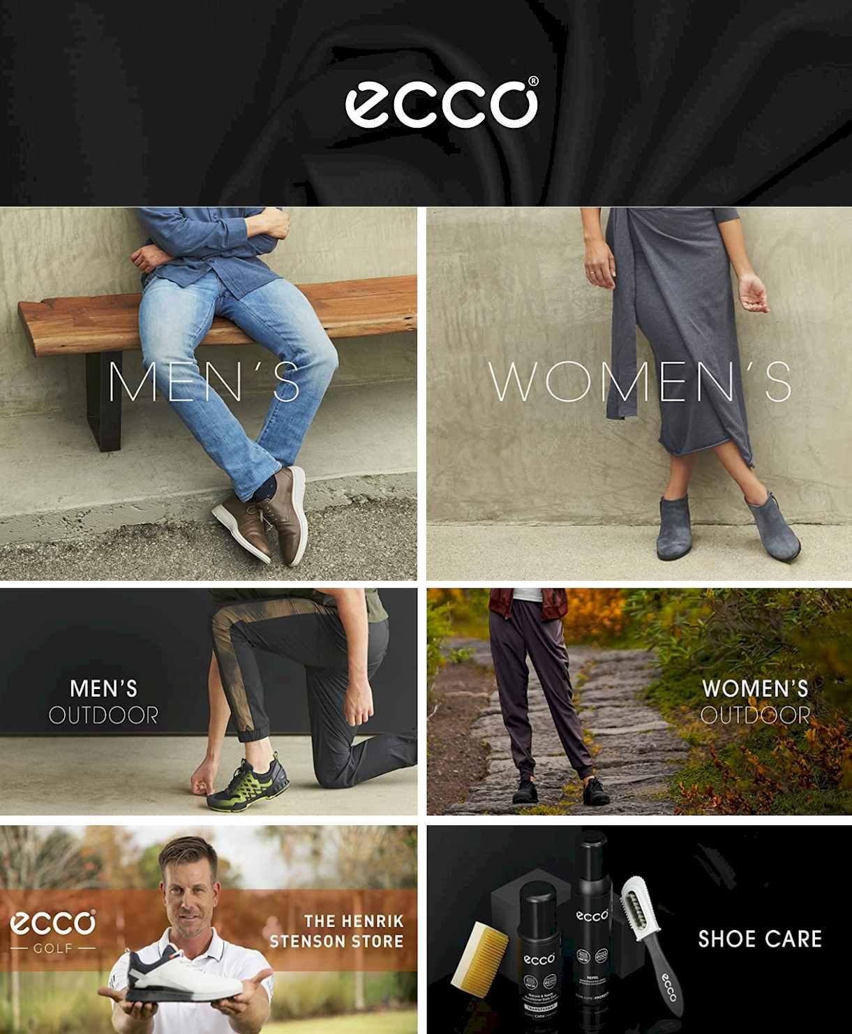 Ecco Hiking & Trekking Gear