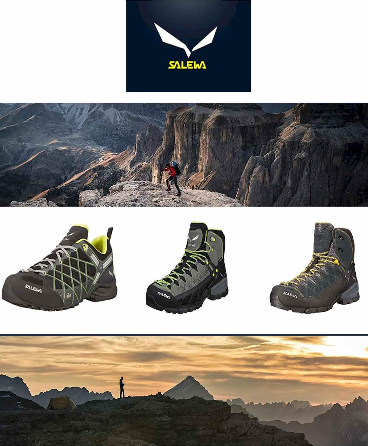 #Salewa  sport wear - #hiking #Trekking #casual #Outdoor #camping #Woman