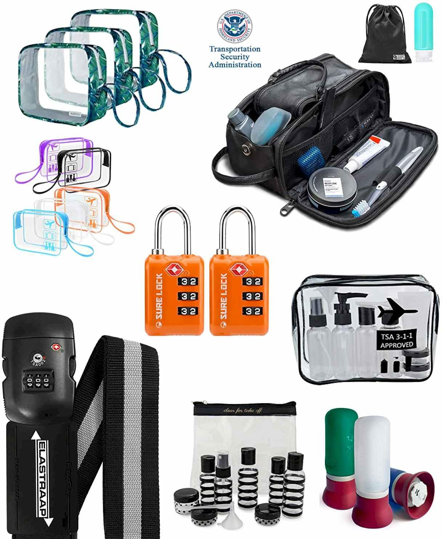 TSA Approved Items belts Locks - Amazon US Bestselling Products 2022