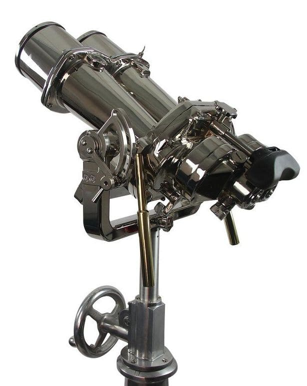 US Navy Ancient Binoculars