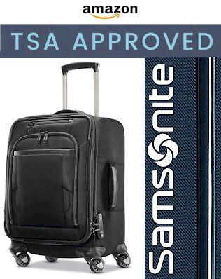 Luggage PreCheck TSA ®