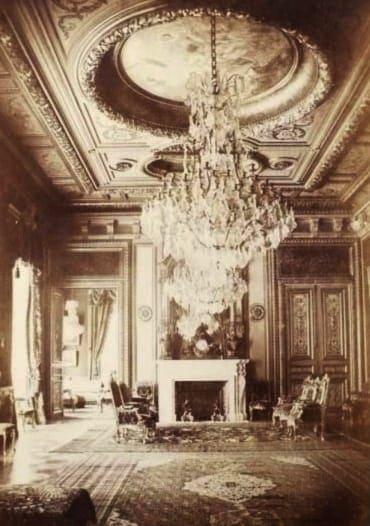 Hôtel Camondo - Great room, circa 1875 Paris, Musée Nissim de Camondo