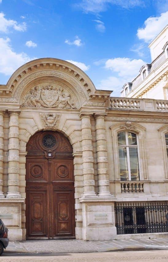 History of the Hotel Camondo in Paris