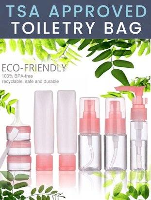 PreCheck TSA 2021 Toiletry Bag
