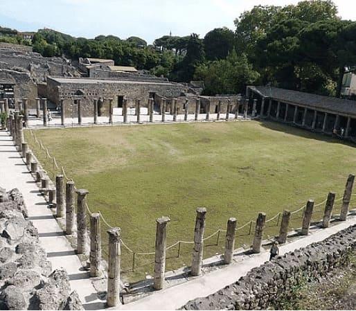 Gymnasium in Ancient Greek