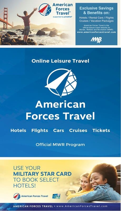 Hotel benefits - American Forces Travel 2021
