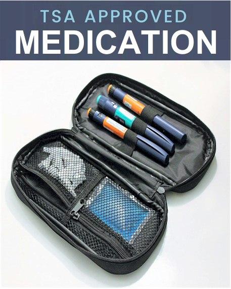 TSA medication rules 2021 - TSA Insulin Pen 2021