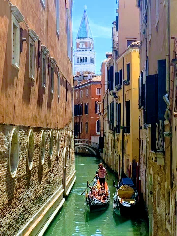 Pay Entry to Visit Venice