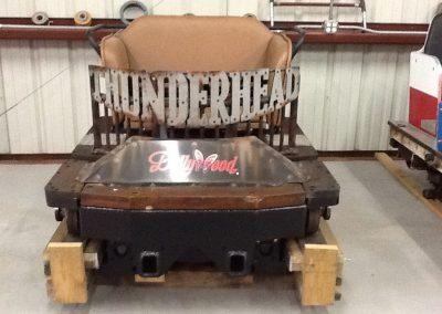 Artifacts Thunderhead Dollywood Car