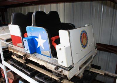 Artifacts Texas Giant Car
