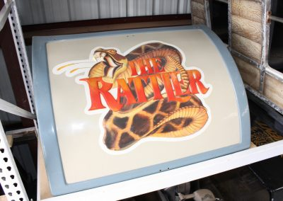 Artifacts The Rattler