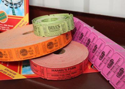 Artifacts tickets