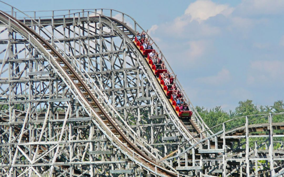 Dinn And Summers — A Brief Resurgence In Wooden Coasters