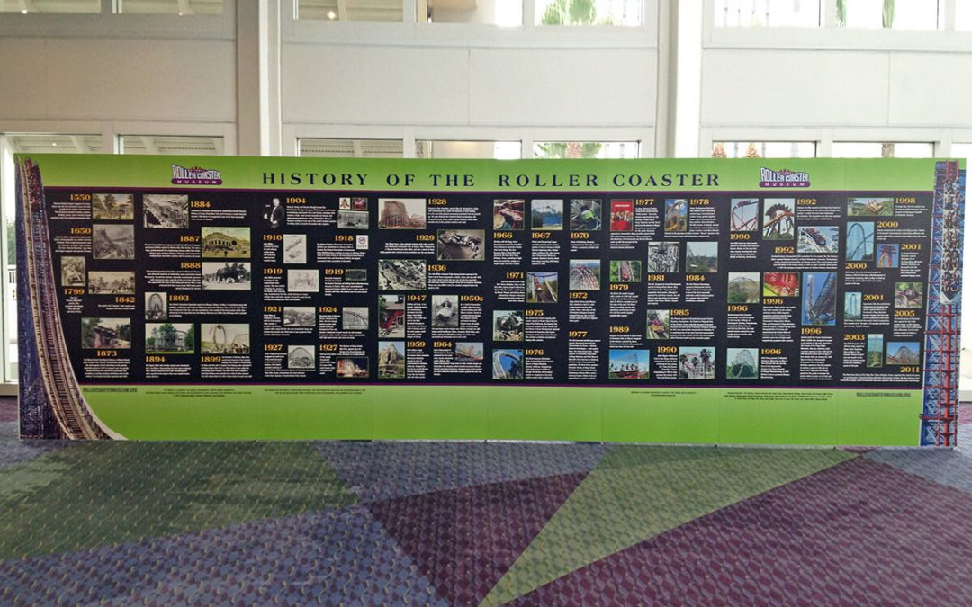 Exhibits 2013 History of the Roller Coaster Feature