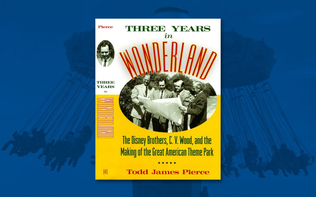 A Book Review Of Three Years In Wonderland