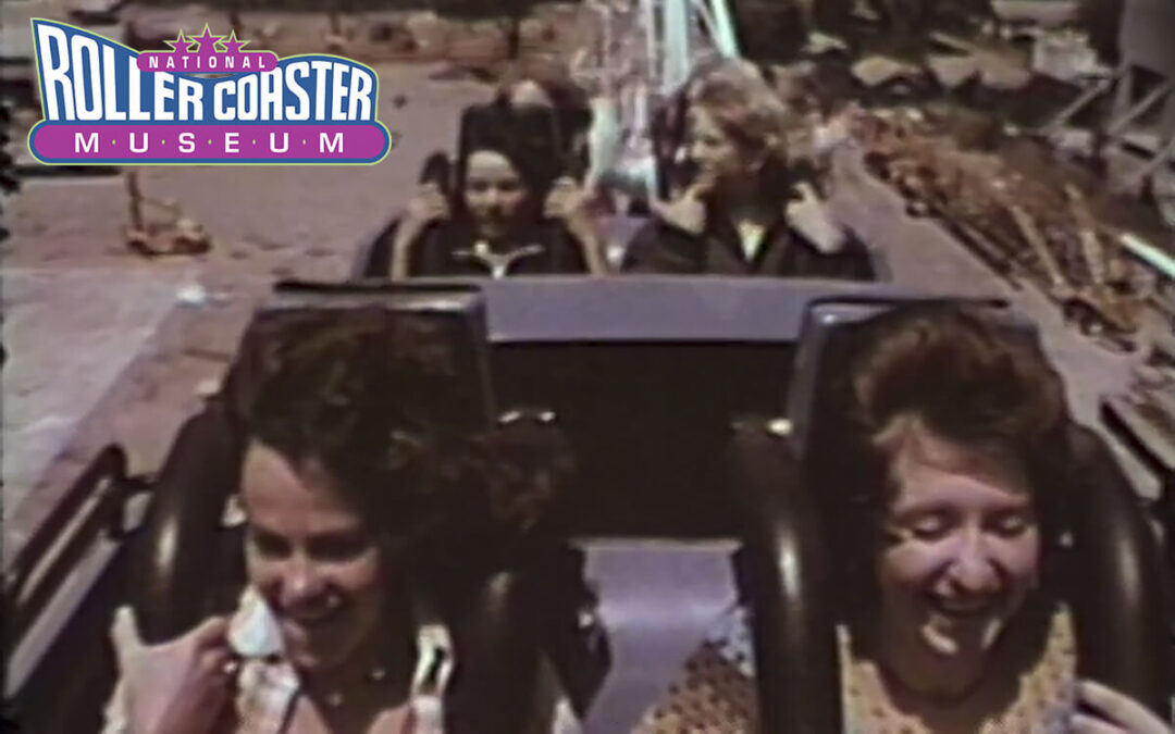 Watch: Newly Unearthed, Historic Ride Footage Coming to the National Roller Coaster Museum and Archives