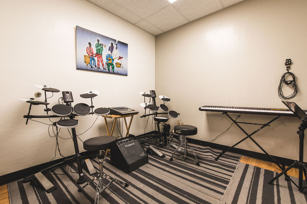 High Tech Lesson Rooms
