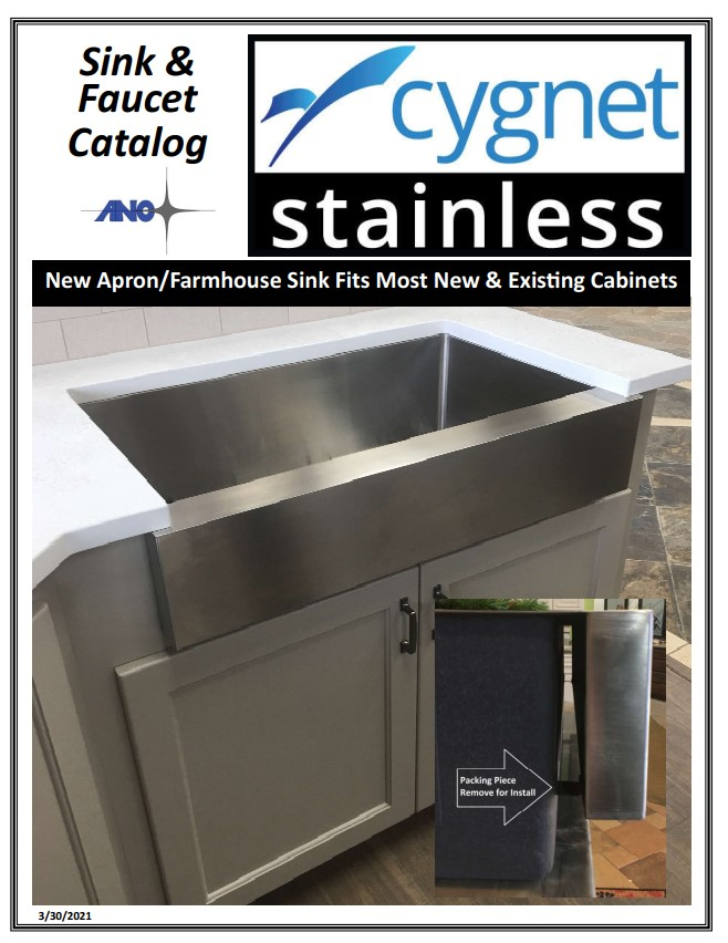 Cygnet Stainless/ANO Consumer Catalog