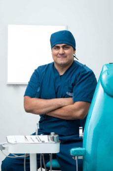 Dr. Daniel Echeverry