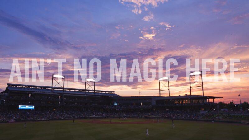 Ain't No Magic Here