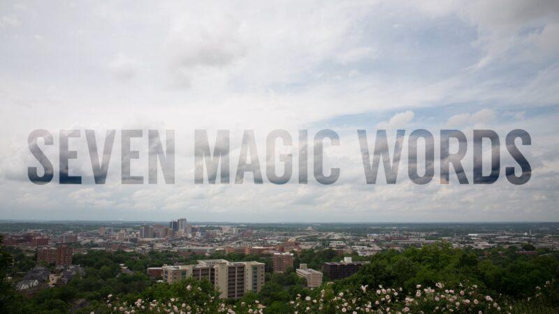 Seven Magic Words