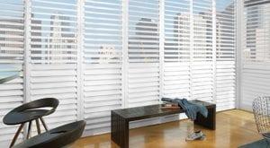 newstyle hybrid window shutters