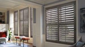 heritance hardwood window shutter