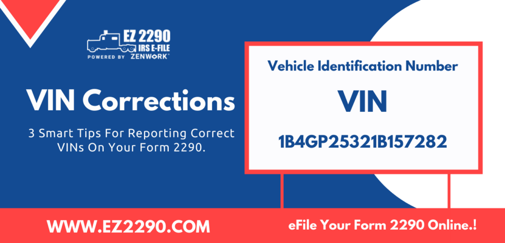 Smart Tips For Reporting Correct VIN