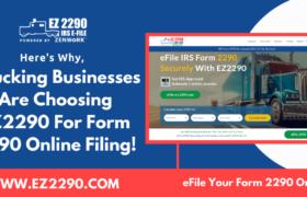 Ez2290 For HVUT Form 2290 Online Filing