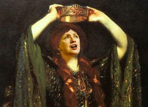 Hillary as Lady Macbeth --Edward Cline