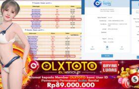 Bukti Pembayaran OLXTOTO