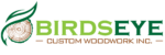 Birdseye Custom Woodwork Logo