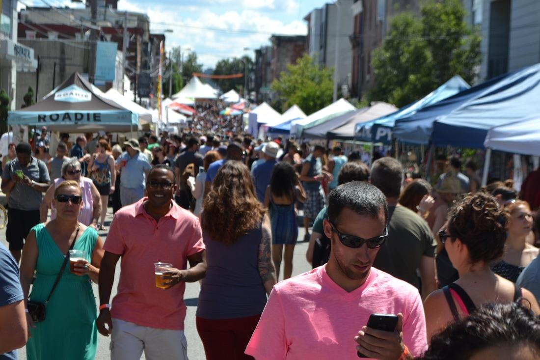 2nd street festival pic
